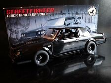 GMP Street Fighter Buick Grand National GNX 1:18 Scale Diecast 1987 Model Car