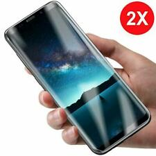 2x Panzer Folie 3D Samsung Galaxy S9 / S9 Plus Display Schutz Folie Cover KLAR
