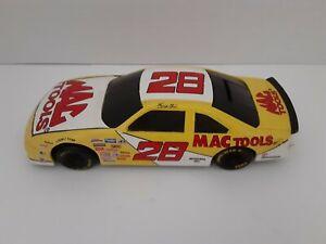 Ernie Irvan Mac Tools 1/24  Racing Champions VINTAGE Bank 1 of 7528 PLEASE READ