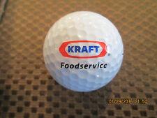 LOGO GOLF BALL-KRAFT FOODSERVICE....SIGNATURE QUALITY.....FOOD