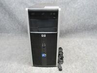 HP Compaq 6000 Pro MT PC Intel Pentium Dual-Core 2.80GHz 4GB RAM 250GB HDD
