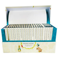 World Of Peter Rabbit Complete Collection 23 Books Box Set Beatrix Potter New