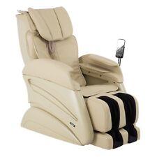 Osaki Titan TW-Chiro 3D Massage Chair S Track Large Oversize Recliner Beige