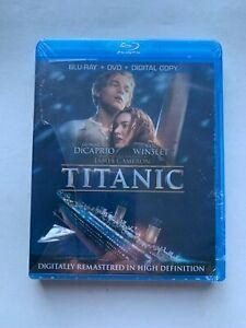 Titanic [Four-Disc Combo: Blu-ray / DVD / Digital Copy]