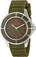 Versus by Versace Men's SGM100014 Tokyo Analog Display Quartz Green Watch