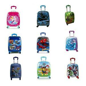 Kids Hard Side Carry-on Luggage Case for Boys/Girls Spinner