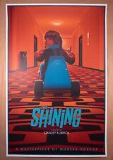 "MONDO The SHINING ""DANNY"" Laurent DURIEUX Ltd Ed print x/325 KUBRICK"