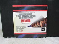 1992 Sneakers With Robert Redford LaserDisc, Extended Play MCA Universal