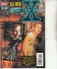 The X Files-Issue 13-Topps Comics  1995-Comic