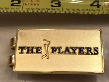 The PLAYERS CHAMPIONSHIP Golf MONEY CLIP PGA TPC