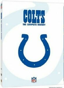 Indianapolis Colts Team History NFL Football 2-DVD-Set