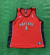Chris Bosh Womens NBA 4 Her Adidas Toronto Raptors Basketball Jersey Sz 2XL