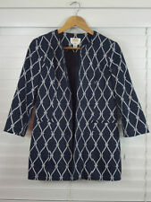 Cotton Animal Print Regular Size Coats & Jackets for Women