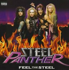 STEEL PANTHER - FEEL THE STEEL NEW VINYL