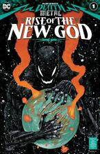 DC Comics Dark Nights Death Metal Rise of the New God 1 Cover A Bagged & Boarded