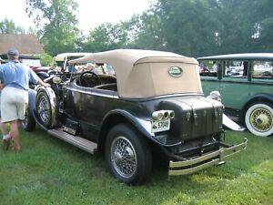 Trunk straps Rolls-Royce  PIII, 20/25 Wraith and Bentley Mark VI