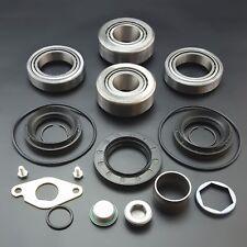 BMW E30 E36 325 differential rebuild kit bearings seals size 188 LSD diff medium