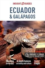 Insight Guides Ecuador & Galapagos *FREE SHIPPING - IN STOCK - NEW*
