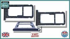 for HUAWEI P Smart+ 2018 Micro SD / Dual SIM Card Tray Holder BLACK