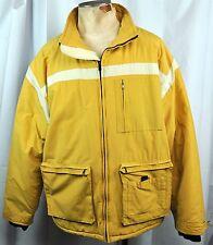 OP Sport Ski Parka 2XL Jacket XXL Mens Fleece Mustard Yellow Expedition Yacht