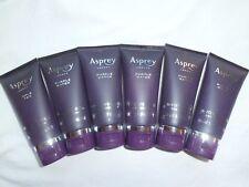 New Asprey 6 Purple Water Big 1.7 oz Shower Gel Ritz Carlton set 50 ml Flip Top