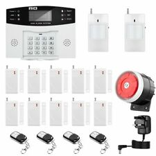 Burglar Alarm Home Security System Wireless Intelligent House Protection Safety
