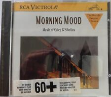 Morning Mood - Music of Grieg & Sibelius (CD RCA Victrola) Brand NEW