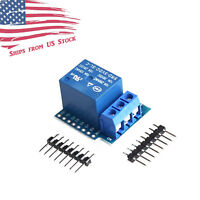 Relay Shield for Arduino WeMos D1 Mini ESP8266 Development Board US