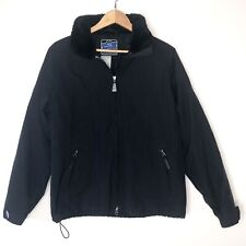 Sessions Women's Terrain Series Snowboard Jacket Coat Black Size Medium