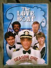 The Love Boat Season One Volume One 1st 1 3-DVD Set New/Sealed