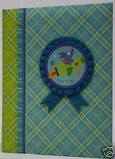 C.R. Gibson Little Rocket Dog Our Baby Five Year Memory Keepsake Book Nib