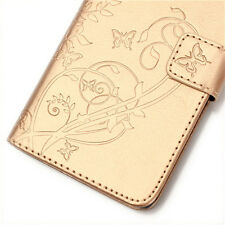 New Fashion Pattern Case Flip Leather Card Wallet Cover For Samsung Galaxy HOT
