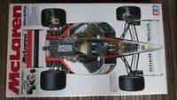 TAMIYA McLaren Honda MP4/6 1/12 big scale series No.26 F/S  FROM  JAPAN RARE NEW