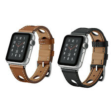 Leather Single Tour strap iwatch Band For Apple Watch 5 4 3 2 44/42/40/38MM