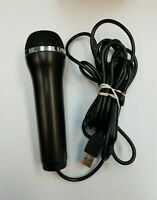 Wired USB Microphone PS2, PS3, PS4, WII, 360, XBOX One, Rock Band, Guitar Hero