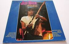 JEFF BECK  ANTHOLOGY 10 GREAT TRACKS ON MASTERS RECORDS DUTCH ISSUE