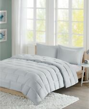 Intelligent Design Avery Reversible Brick Design 3-Pc. Comforter Set -KING- Grey