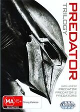 Predator Ultimate Hunter Edition Predator 2 Predators DVD 2cf2