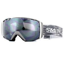Smith Ski Goggles I/O M006382YQ995T Cloud Grey Chromapop Sun Platinum Mirror
