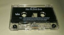 Rare BILL MUMY Kiss My Boo Boo LOST IN SPACE Cassette Tape Childrens Mummy cs