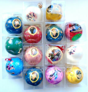 Vintage Harry Potter Christmas Ornaments from 2000 and 2001