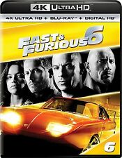 Fast & Furious 6 (and the)(4K Ultra HD)(UHD)(DTSX)