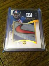 2014 IMMACULATE ANDRE WILLIAMS NIKE LOGO 5CLR JUMBO GLOVE PATCH RC 1/10! FIRST!!