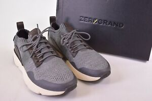 Cole Haan NWB Sneakers Size 8.5 M Zero Grand All Day in Gray, Brown & Ivory $220