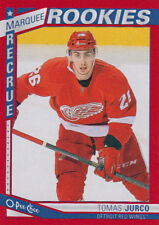 13-14 O-Pee-Chee RED Tomas JURCO #624 - Red Wings - WRAPPER REDEMPTION!!