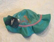 New Speedo Bucket Baby Sun Hat Kids L XL- with UV 50+ protect 7797e0d9f2cf