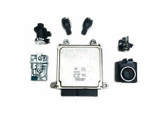 Mercedes E-Class E250 W212 651924 OM651 COMPLETE ECU KIT WITH 2 KEYS A6519005301