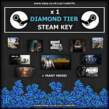 Premium Random Steam Key (Guaranteed +£29.99 GAME) - [DIAMOND TIER] - SALE!!!