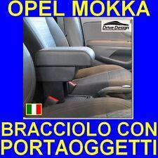 OPEL MOKKA - bracciolo con portaoggetti per - vedi anche nostri tappeti auto