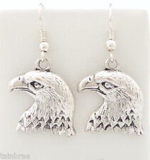 Eagle Head I Falcon Head Earrings